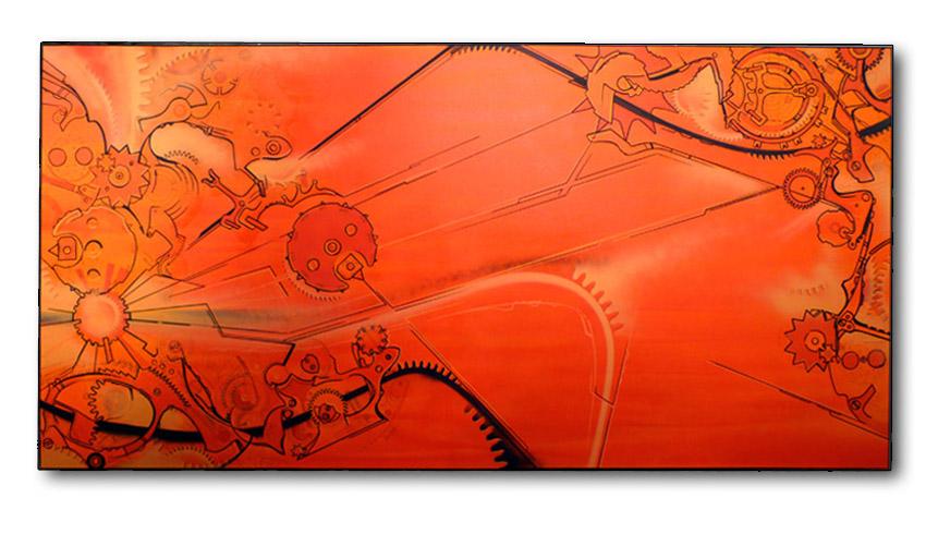 xavier magaldi tempus fugit orange_01