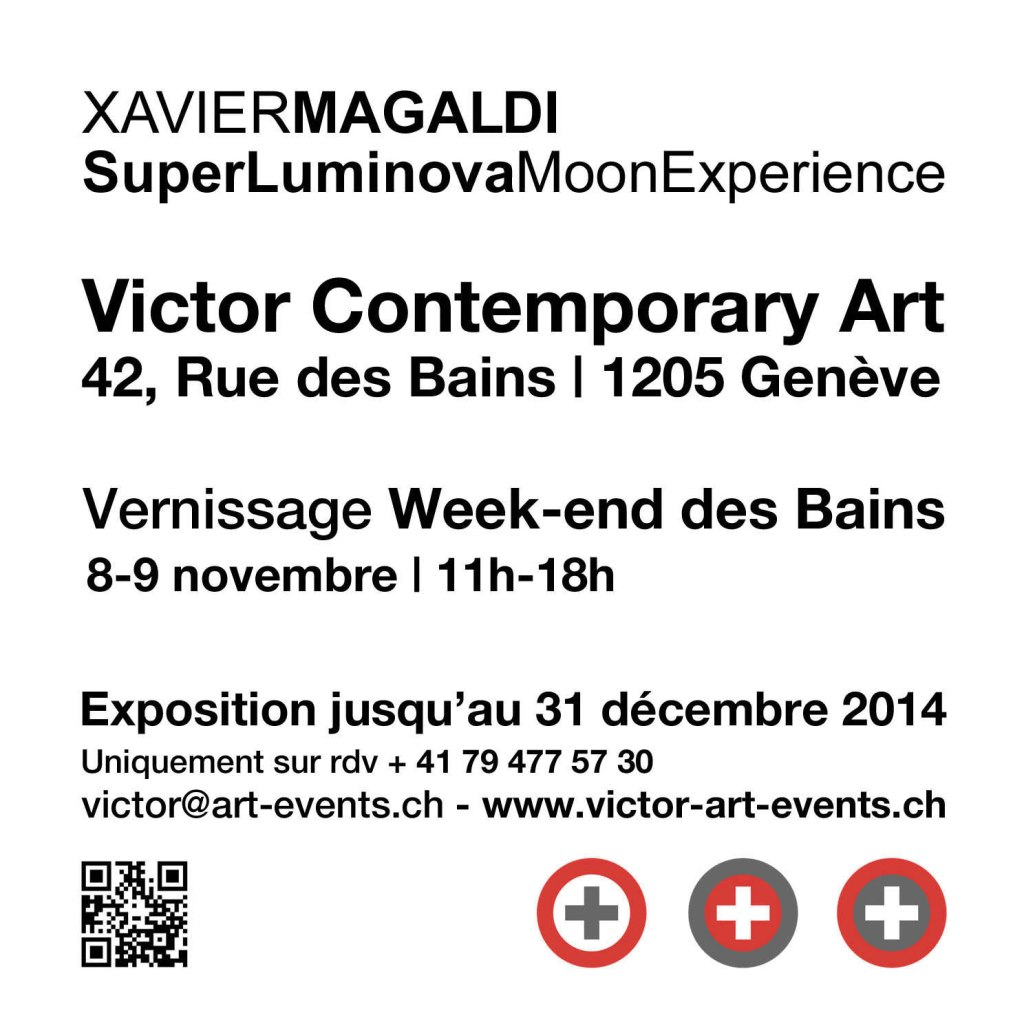 Xavier Magaldi SuperLuminova Moon Experience 2014 mecafuturism 02