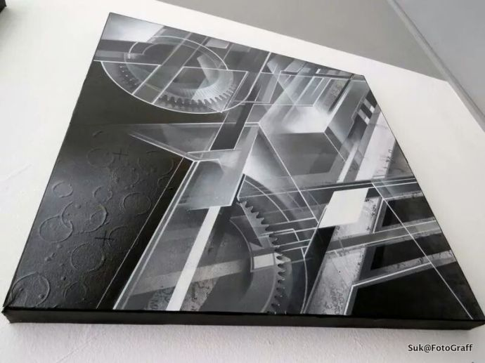 Xavier Magaldi SuperLuminova Moon Experience 2014 mecafuturism 03