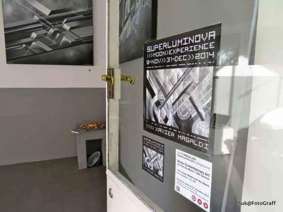 Xavier Magaldi SuperLuminova Moon Experience 2014 mecafuturism 06
