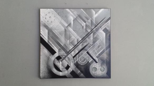 Xavier Magaldi SuperLuminova Moon Experience 2014 mecafuturism 08