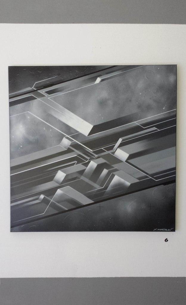 Xavier Magaldi SuperLuminova Moon Experience 2014 mecafuturism 092