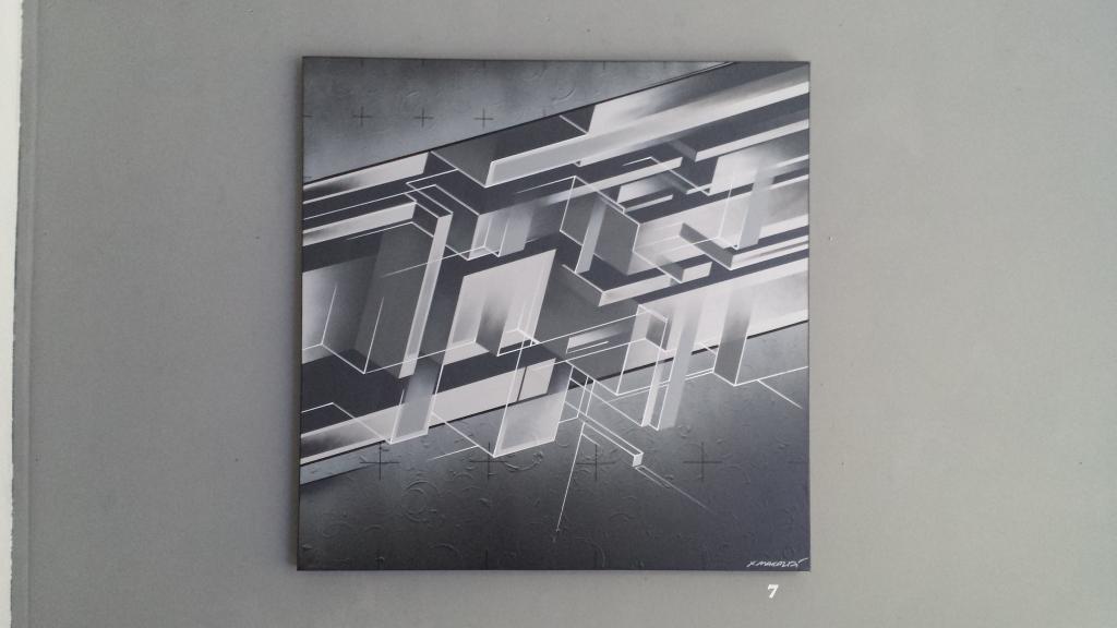Xavier Magaldi SuperLuminova Moon Experience 2014 mecafuturism 11