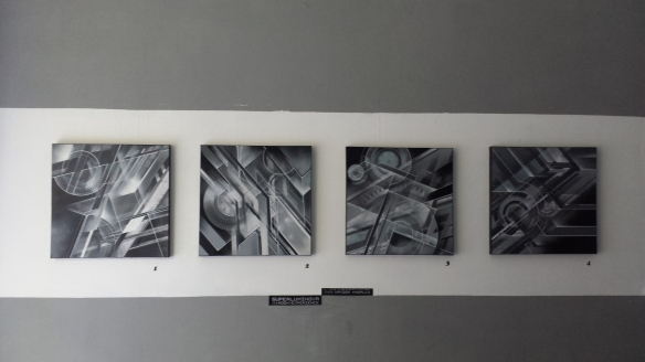 Xavier Magaldi SuperLuminova Moon Experience 2014 mecafuturism 12