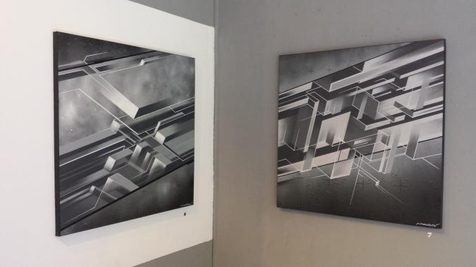 Xavier Magaldi SuperLuminova Moon Experience 2014 mecafuturism 13