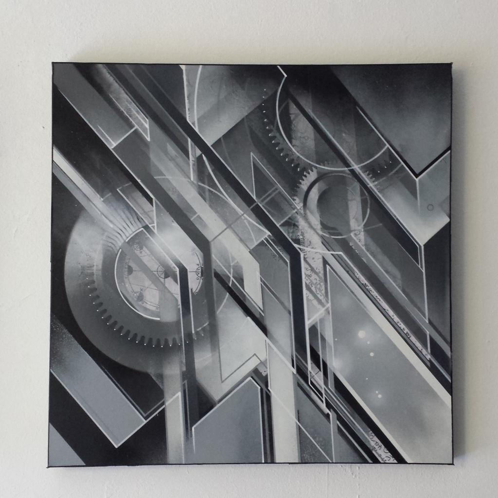 Xavier Magaldi SuperLuminova Moon Experience 2014 mecafuturism 15