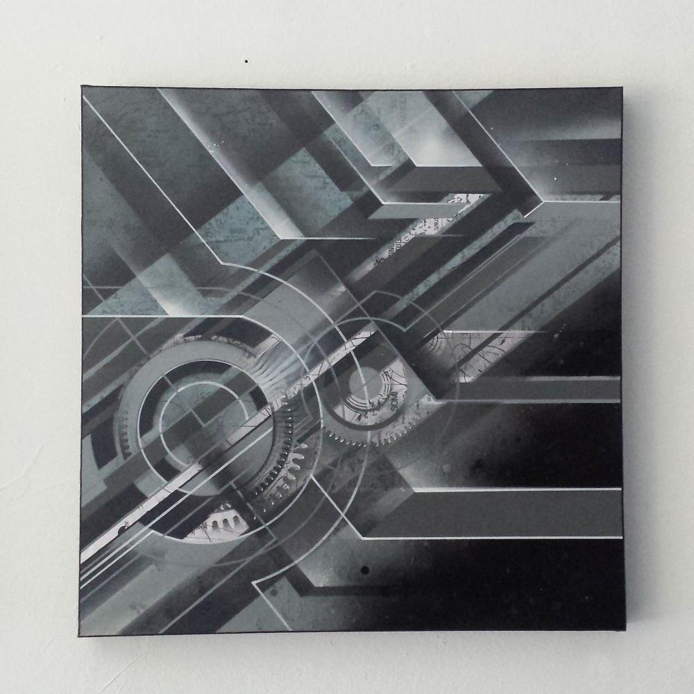 Xavier Magaldi SuperLuminova Moon Experience 2014 mecafuturism 17