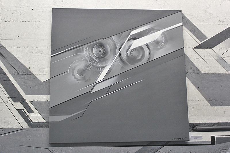 Abstract Magaldi 001