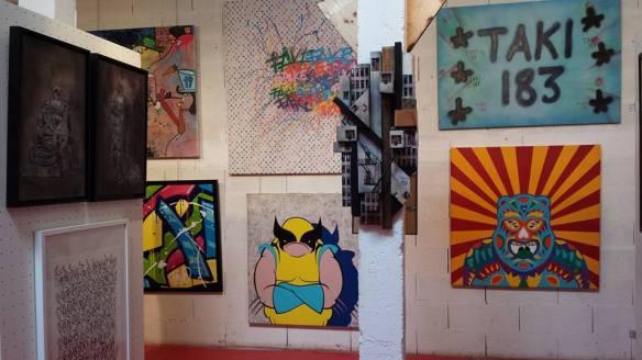 Galartis street art _ikon jonone