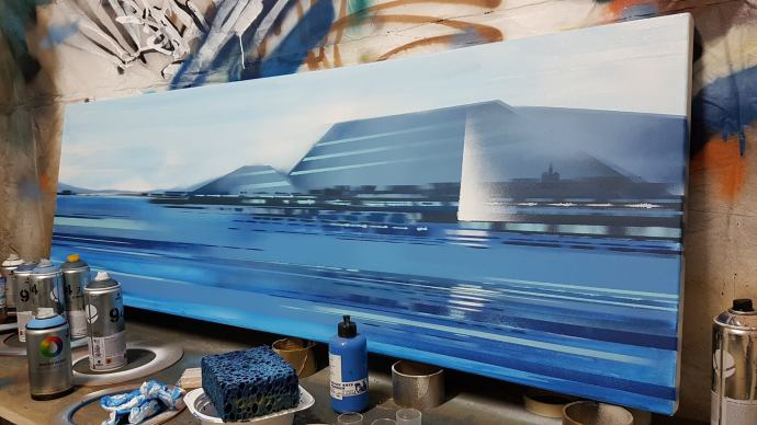 Magaldi la rade de Geneve studio leman2-0 2017