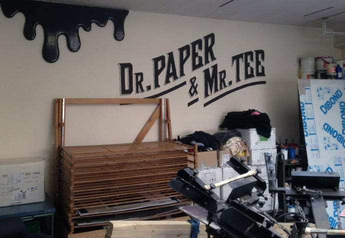 Dr Paper Mr Tee