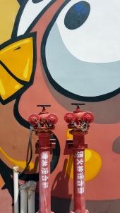 Jardin Orange street art CEET 1 (1)