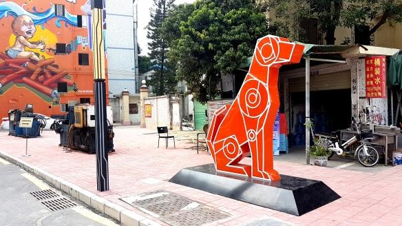 MAGALDI JARDIN ORANGE DOG (2)