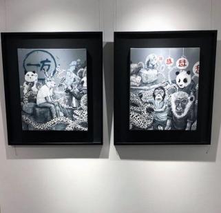 Amanda Wei Gallery HongKong 2017 (11)