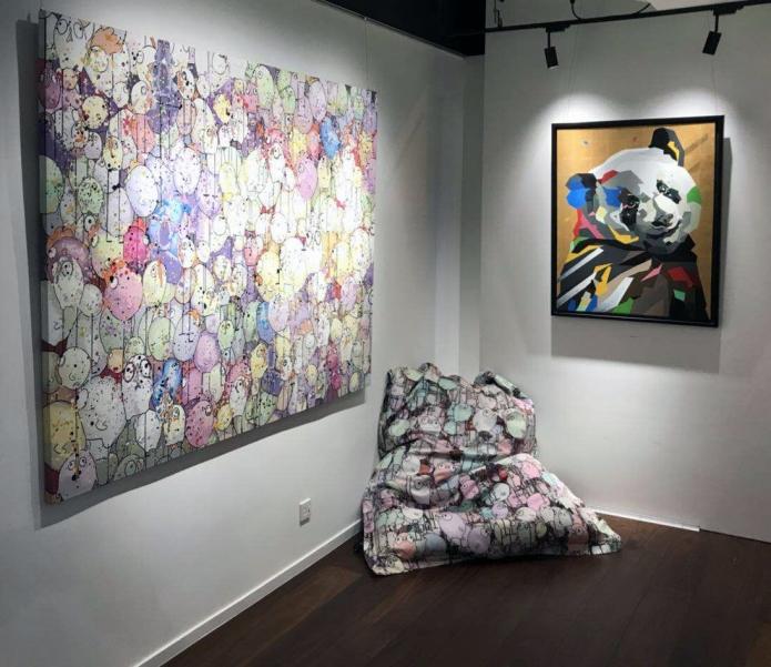 Amanda Wei Gallery HongKong 2017 CEET 1