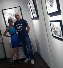 Amanda Wei Gallery HongKong 2017 CEET REBECCA