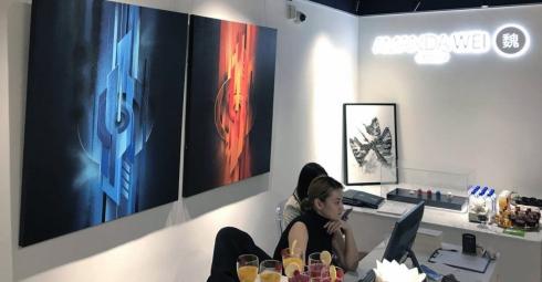 Amanda Wei Gallery HongKong 2017 MAGALDI