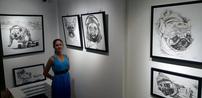 Amanda Wei Gallery HongKong 2017 REBECCA OBRIEN