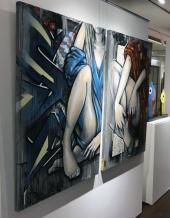 Amanda Wei Gallery HongKong 2017 SCOTIE