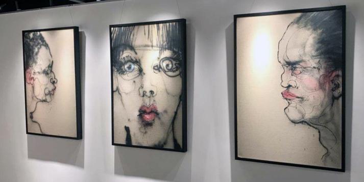 Amanda Wei Gallery HongKong 2017 TOAST