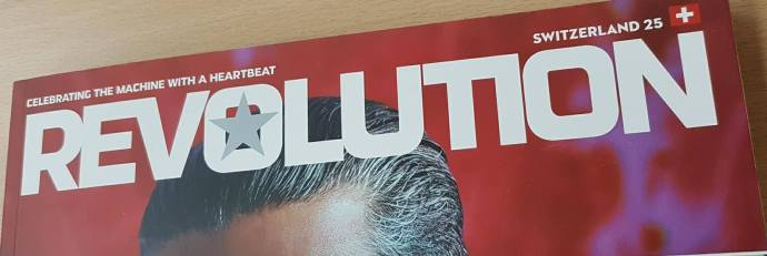 Revolution Watch magazine Magaldi 06