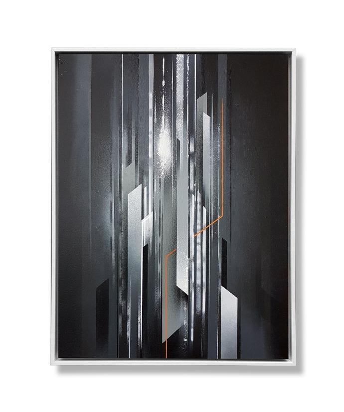 Xavier Magaldi 2018 DURAN GALLERY 50x70 (1)