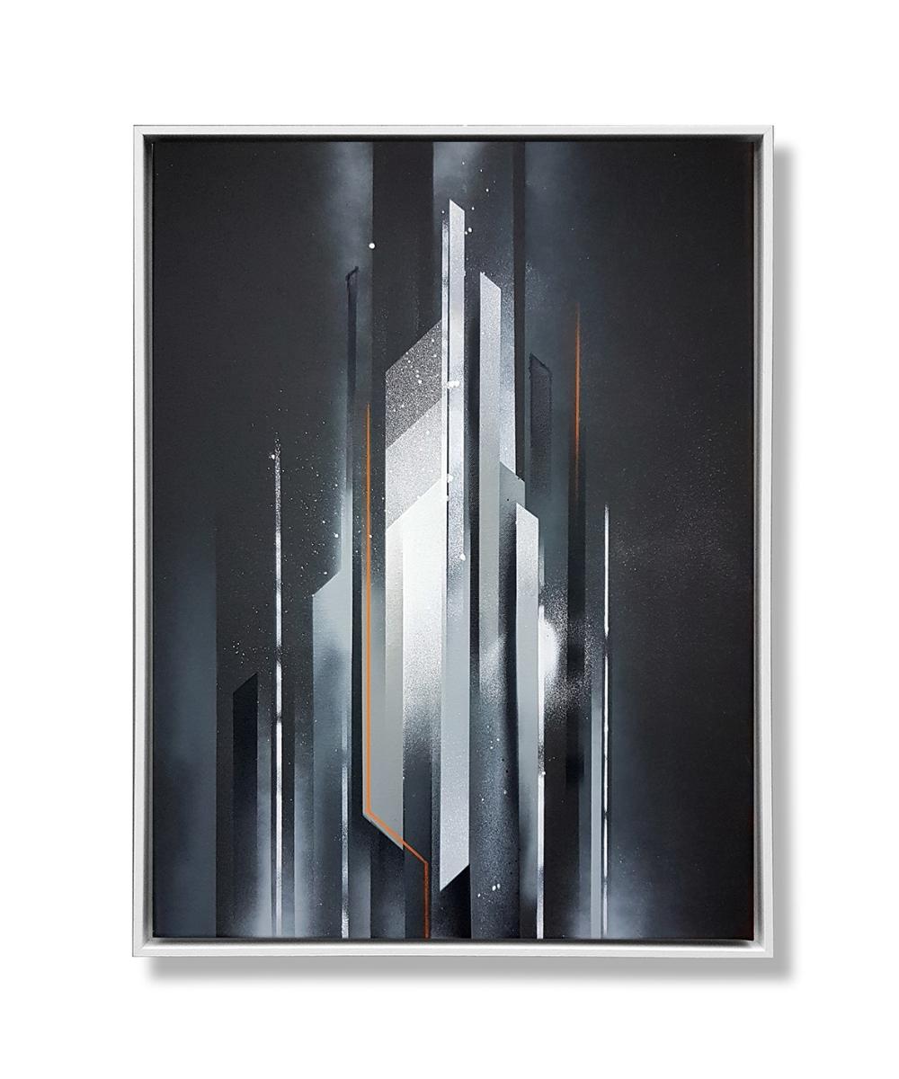 Xavier Magaldi 2018 DURAN GALLERY 50x70 (2)
