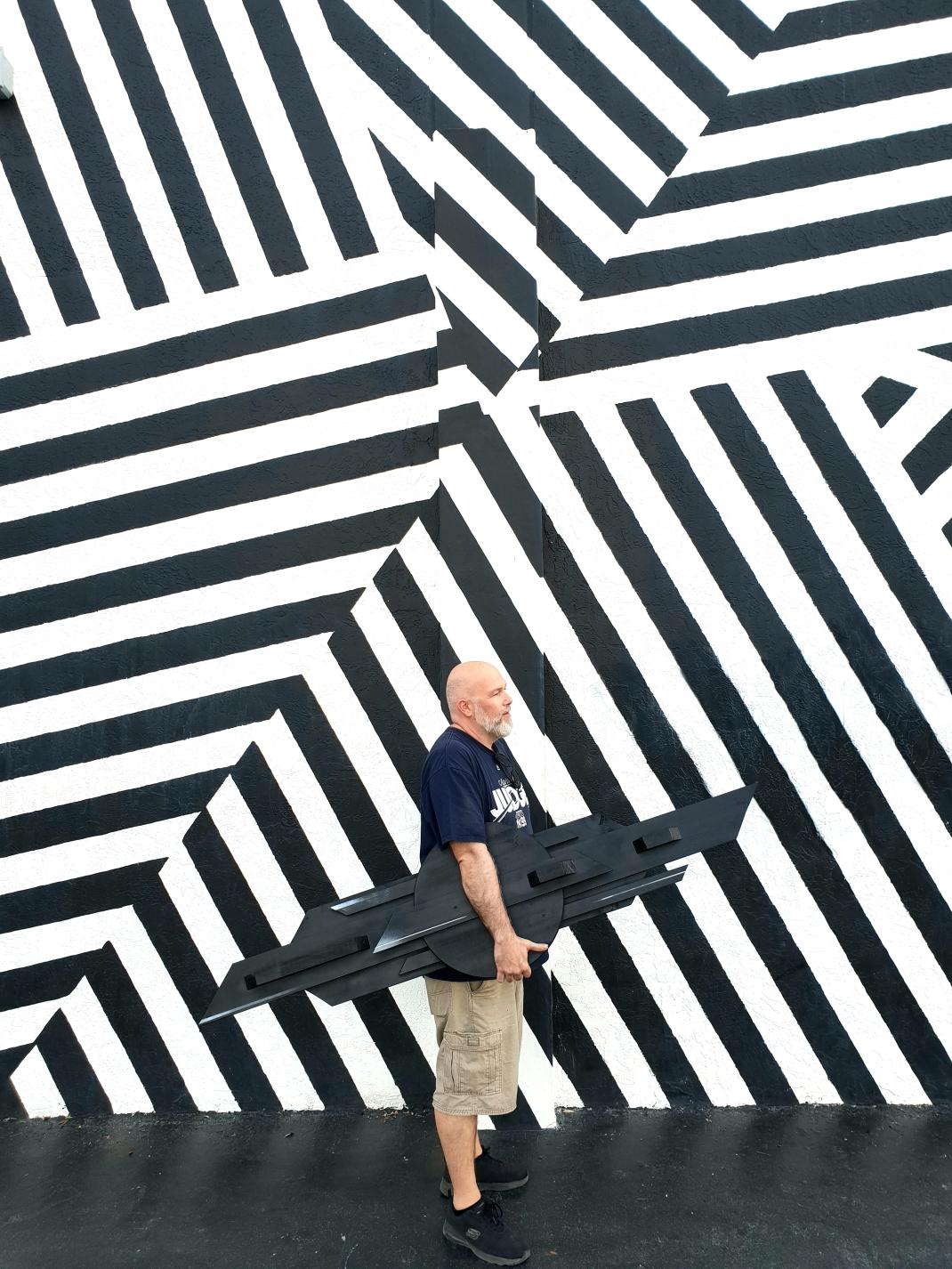 Magaldi Live painting Miami 2018 (2)